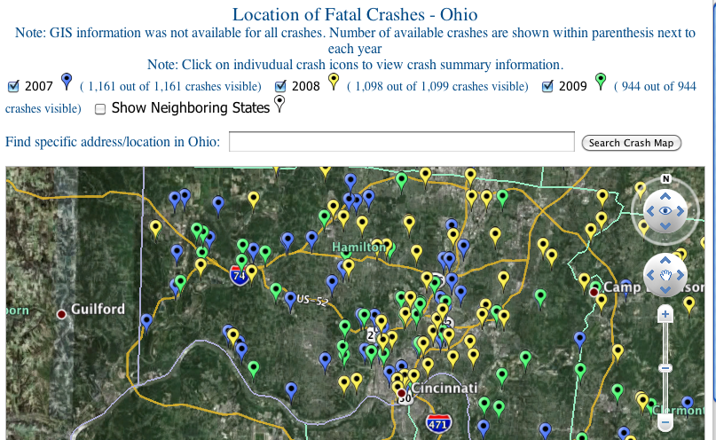 Bike Bicycle Crash Research | Steve Magas Ohio\'s Bike Lawyer